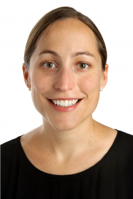 Dr. Sarah Ebling forscht am Institut für Computerlinguistik an der Universität Zürich